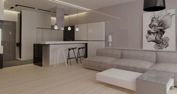 madama projekty architektura wnętrzapartamenty