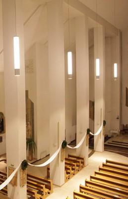 Oświetlenie Kościoła Zdjęcie 5 Projekty Aranżacje