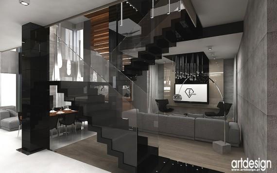 Luksusowe Wnętrza Domu Design Nowoczesne Wnętrza łazienka