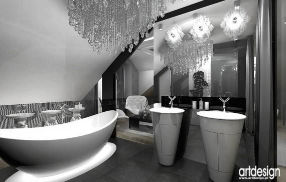 łazienka Projekt Nowoczesnych Wnętrz łazienka łazienka Na