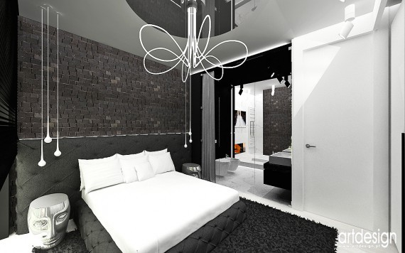 Sypialnia Aranżacje Wnętrza Sypialnia Projekty