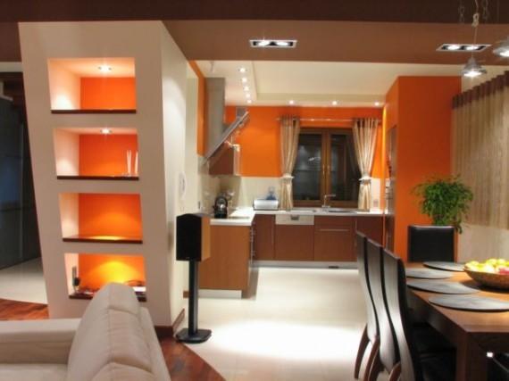 realizacja apartamentu pomara�cz apartament nowoczesny